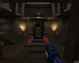 Xonotic: darkzone