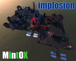 Xonotic: implosion